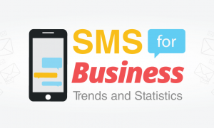 SMS for Business: Trends and Statistics [Infographic]