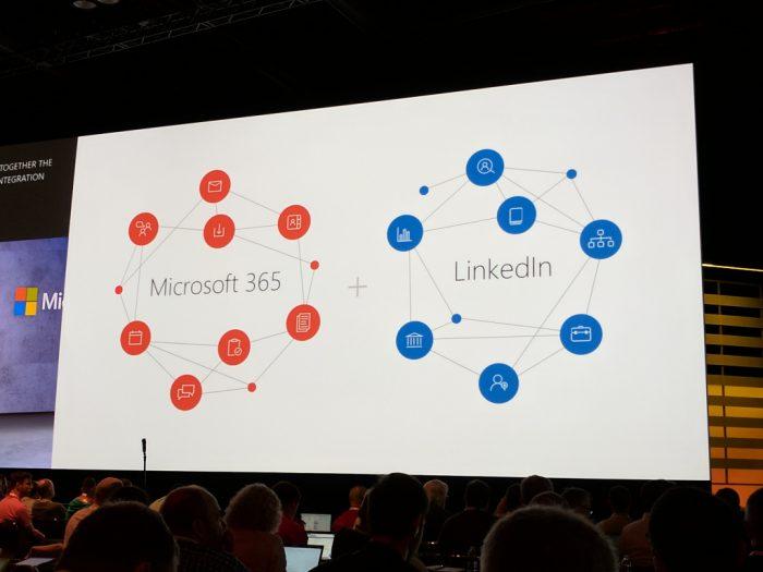 linkedin microsoft integration