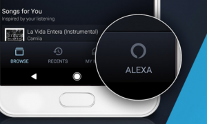 Alexa Voice Control is Now Available to Amazon Music App