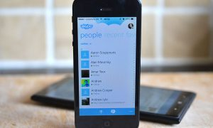 Skype for iOS Updated with New Features