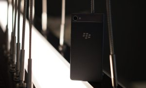 BlackBerry Motion Announced with IP67 Certification