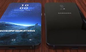 Samsung Galaxy S9 Facial Recognition Technology