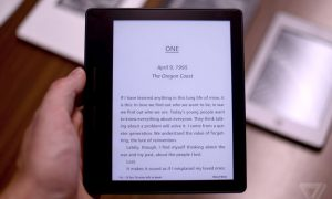 Amazon Kindle Oasis 7-Inch Launched at Rs 21,999