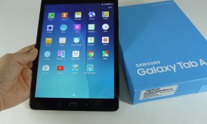 Samsung Galaxy Tab A Launched with Smart View Feature
