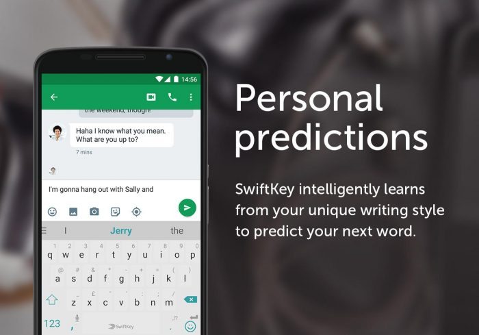SwiftKey Keyboard App Brings a Slew of New Exciting Features