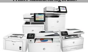 Feature-Packed Printers From Top Printer Manufacturing Brands