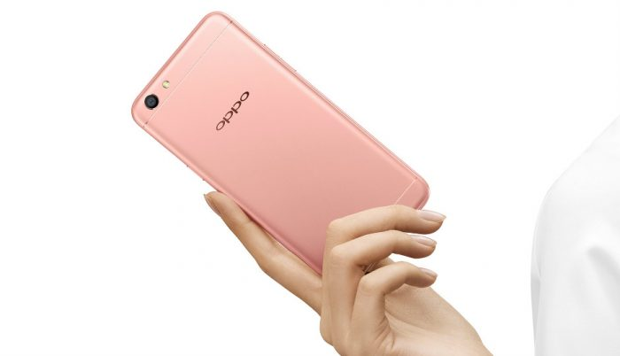 Oppo A83 Launched with 5 7 Inch Display and Face Unlock Feature