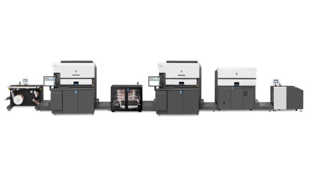 HD Digital Printing System