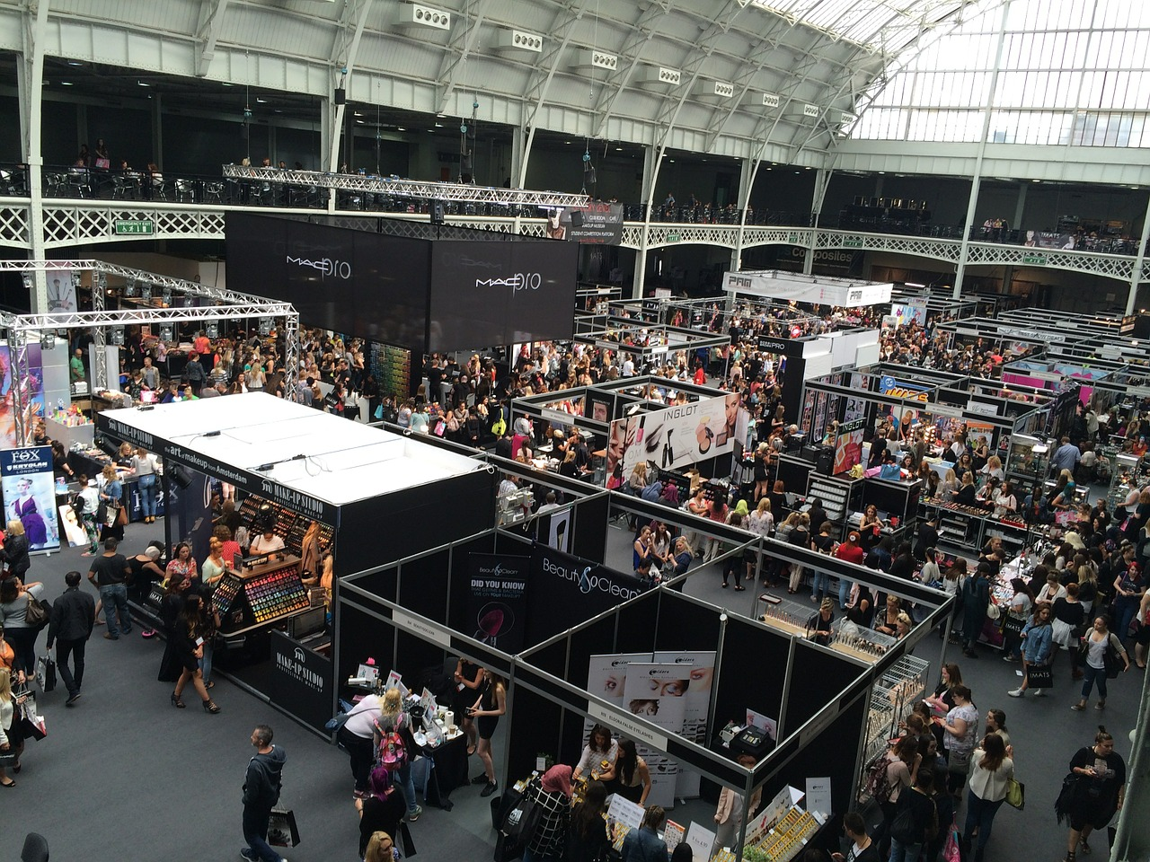 5 Trade show technologies for small businesses in 2018