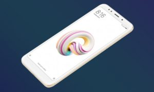Xiaomi Redmi 5 Note Pro Starts Getting Android 8.1 Oreo Update
