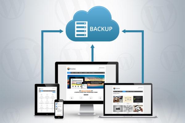 Methods to WordPress Backup: