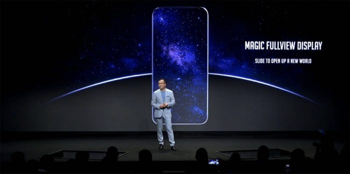 Honor Magic 2 specifications