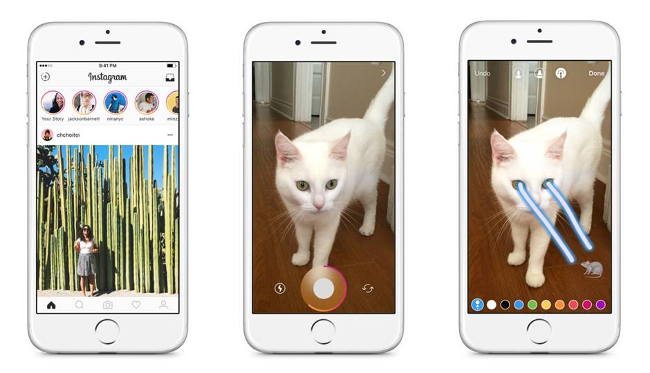 Share Instagram Stories with Close Friends