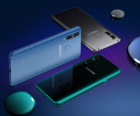 Samsung Galaxy A8S with Infinity O Display Launched in China