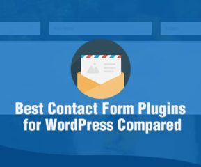 10 Best Contact Form Plugins for WordPress in 2019