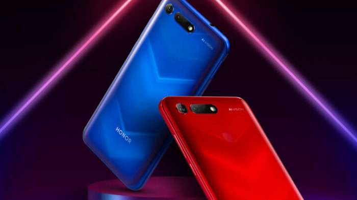 Honor 20 Pro features