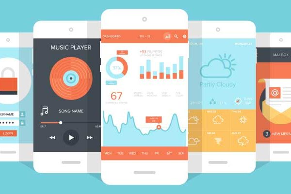 11 trends in mobile application design